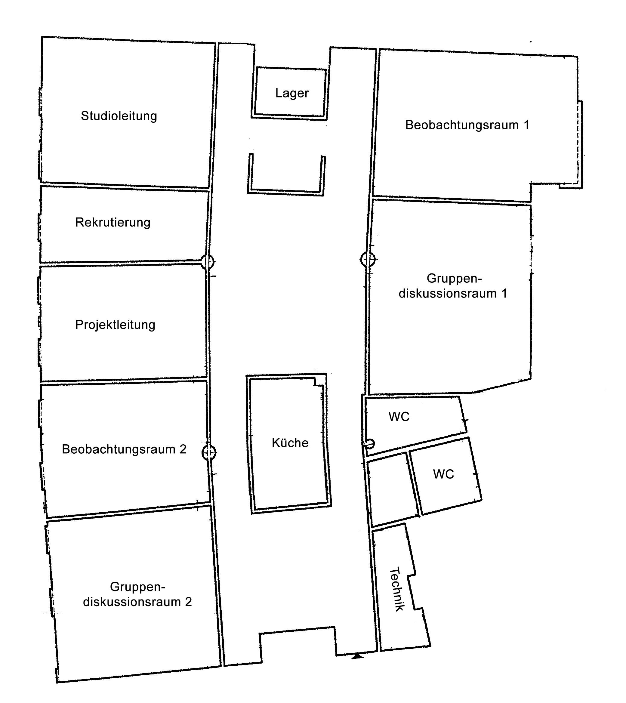 Grundriss Dresden