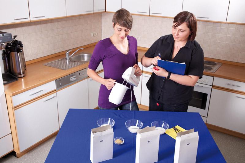 Sensorik Küche