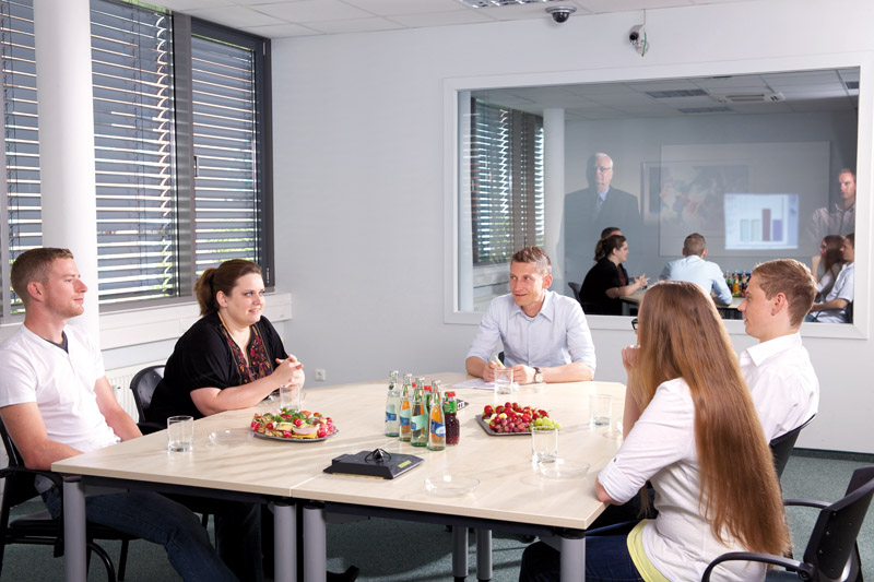 Gruppendisskusionsraum